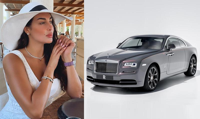 سيارة-ياسمين-صبري-الجديدة