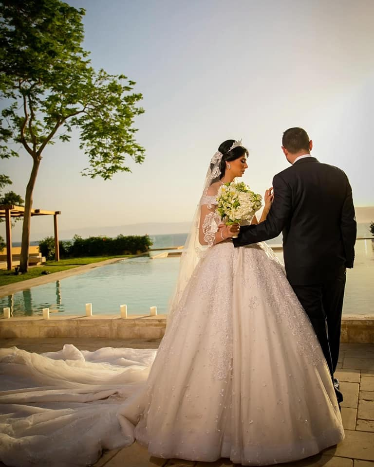 زفاف-لينا-قيشاوي