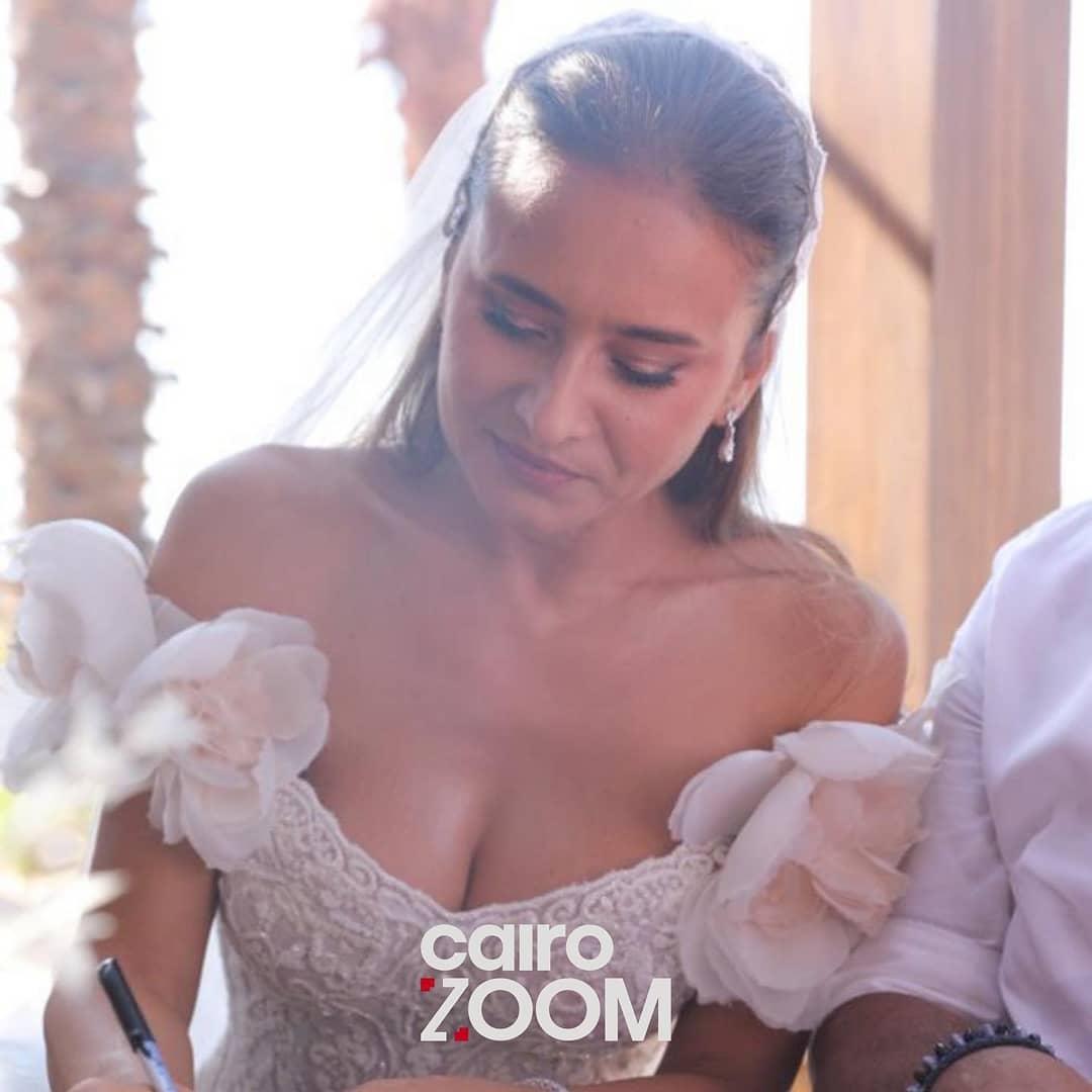 حفل-زفاف-نيللي-كريم